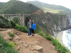 Bixby Bridge Big Sur California PCH Highway 1